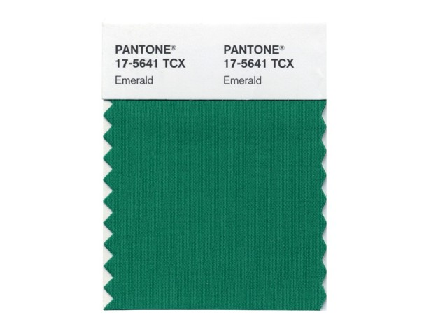 Pantone 2013 Color of the Year, photo via Washington Post