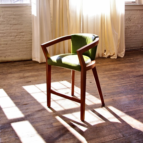 Bar Stool no. One Zero Nine in Autumn Leaf (55% OFF) Retail Price: $2,750 / Sale Price: $1,238