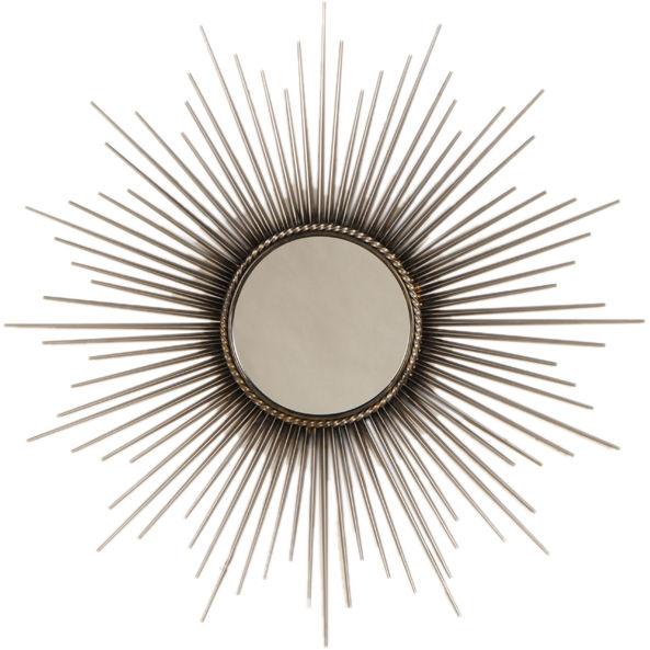 M Starburst Mirror