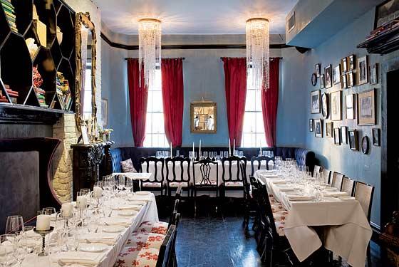 Bobo Restaurant West Village Nyc